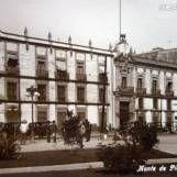 Edicicio Monte de Piedad Hacia 1930-1940