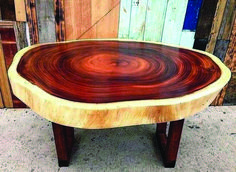 Wonderful Tree Stump Furniture Ideas Tree Stump Tables - Custom Furniture For High-End Interior Design Wonderful Tree Stump Furniture Ideas. Tree stump tables are prized for many reasons, not the least of which is their Read Tree Stump Furniture, Live Edge Furniture, Walnut Furniture, Log Furniture, Solid Wood Furniture, Unique Furniture, Furniture Ideas, Furniture Design, Western Furniture