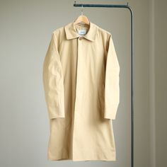 YAECA - Soutien Collar Coat - short #khaki