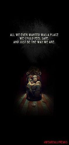 American Horror Story Season 4 Freak Show