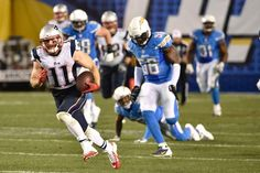 Patriots vs. Chargers: Week 14