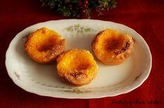 Pasteles de Belem. Umm...de vicio Su receta: postresyotrasrecetas.blogspot.com