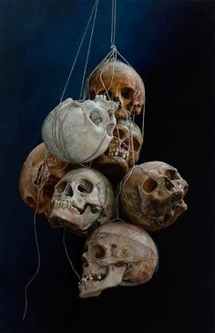 Cindy Wright Paints Flesh, Decay in Unnerving Still Lifes | Hi-Fructose Magazine