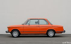 Orange 1973 BMW 2002 03 | Flickr - Photo Sharing!