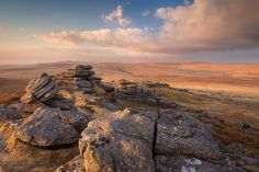 Great Mis Tor, Dartmoor (I can hear the letterboxes from here crying out to be discovered!)