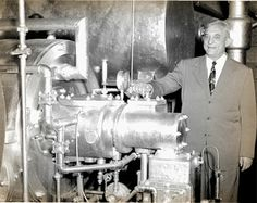 Willis Haviland Carrier (November 26, 1876 – October 7, 1950) - American engineer, known for inventing modern air conditioning. Even if not the very first system to cool an interior structure, his system was the first truly successful and safe. The recognized 'father of air conditioning' is Carrier, but the term 'air conditioning' actually originated with textile engineer, Stuart H. Cramer. Cramer used the phrase 'air conditioning' in a 1906 patent claim.