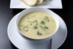 Broccoli Cheese Soup | What Megan's Making