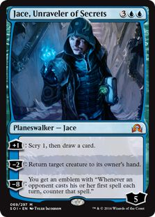 Jace, Unraveler of Secrets - MTGStocks