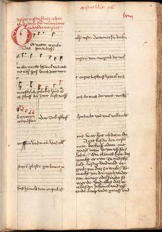 Kolmarer Liederhandschrift Rheinfranken (Speyer?), um 1460 Cgm 4997  Folio 173