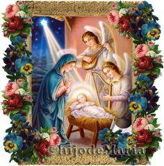 Bendita eres entre TODAS las mujeres, y Bendito es el Fruto de tu vientre ¡Jesús!
