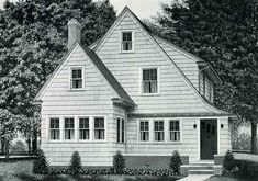 The Winston, 1926 Standard  (floorplan in a pin below). Says 1350 sq ft but seems more. East entrance with east and south exposure. Add 1st floor MBR later in a breezeway between vestibule and garage.