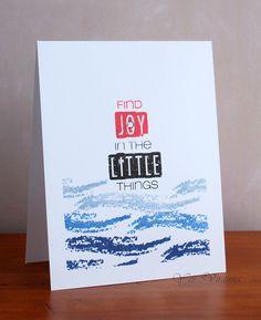 virginia Lu/CAS-ual Fridays Stamps