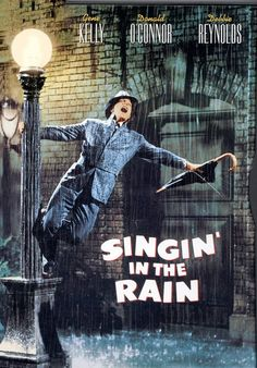 Cantando bajo la lluvia - Singin' in the Rain (1952) | Alegre y divertidísima comedia musical...