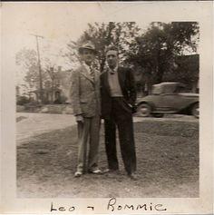 Leo Watlington and Ronnie Holt