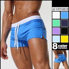 a6dcda1ccd7 Find More Men's Trunks Information about Men's Swimming Trunks Back Pocket  Swimsuits Beach Summer Swimwear Men