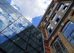 ..rechts das alte Fabrikschloss.. Alter, Multi Story Building, Pictures, Augsburg