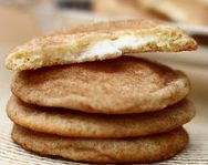 Cream Cheese Filled Snickerdoodles