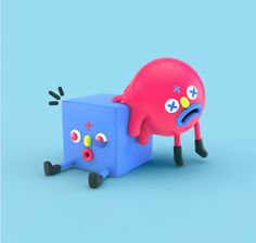 3D Illustrations by Grand Chamaco