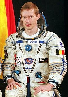 Posted on April 2014 For many years, the only astronauts in the world were either American or Russian. And the Russian astron. April 25, Astronauts, Birthdays, Happy Birthday, Journey, Infinity Symbol, Universe, Anniversaries, Happy Brithday