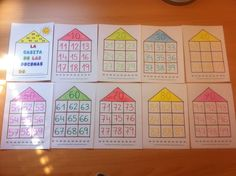 Learning Numbers, Math Numbers, Phonics Activities, Kindergarten Activities, Touch Math, Rainbow Drawing, Classroom Expectations, Kids Background, Montessori Math