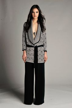 Rachel Roy | Pre-Fall 2012 Collection | Vogue Runway