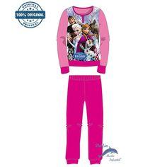Pijama micropolar FROZEN DISNEY color fucsia