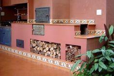 Veja 13 ideias para compor sua cozinha ou varanda com fogão a lenha - Casa e Decoração - UOL Mulher