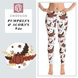 I'm really excited about these pumpkin and acorn pattern leggings! Just in time to enjoy for the whole season!  #wardrobe #clothing #ootd #outfit #styleoftheday #fashionbloggers #fashionblog #beautybloggers #fblogger #fbloggers #bbloggers #style #styling #fromwhereistand #onlineshopping #haul #outfitoftheday #styleblogger  #fashionblogger #whatiwore #fashiondiaries #outfitideas #outfitinspiration #stylegram #styleblog #stylediaries #whatiworetoday #aboutalook #chictopia