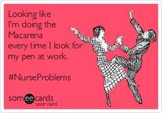 Nursing Humor...Where do they go...???...LOL...