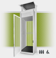Trio Home Elevator Stiltz Home Lift