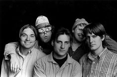 One of the best bands ever. Pavement.