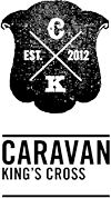Caravan King's Cross: Favo(u)rite place to eat in London. Go for the brunch on weekends.  -Baked eggs with chorizo -Avocado on toast -Coffee, roasted in-house. Done.