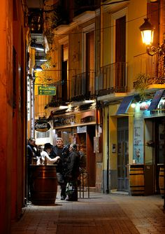 ...de tapeo por el Tubo | Flickr - Photo Sharing! Zaragoza. Spain