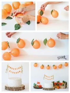 SWEET AS A PEACH Party Ideas - - SWEET AS A PEACH Party Ideas The Best of Avalon Sunshine Sweet as a Peach is the cutest new theme for baby showers or birthday parties. Cake topper, fresh peaches and balloon garland come together for simple party decor. Girl Birthday Themes, Girl First Birthday, First Birthday Parties, Birthday Party Decorations, 23 Birthday, 1st Birthday Party Ideas For Girls, 1st Birthday Balloons, Birthday Garland, 1st Birthday Cakes