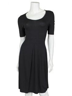 Damen Jerseykleid, schwarz von RESTART bei www.meinkleidchen.de