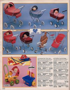 Vintage British Argos 1986 Catalogue by trippyglitters, via Flickr