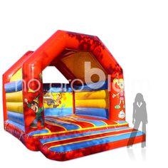 Inflatable Fun- und Actiongames. Hüpfburgen sind der Hit für Kinder und Junggebliebene und eine perfekte Werbefläche für Ihre Marke. Luftburg,