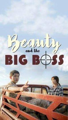 Beauty and the big boss Song Joong-ki and Song Hye-kyo Yoo Shi-jin and Kang Mo-yeon Descendants of the sun Korean Drama Quotes, Korean Drama Movies, Korean Dramas, Desendents Of The Sun, Soon Joong Ki, Sun Song, Songsong Couple, W Two Worlds, Sun Quotes