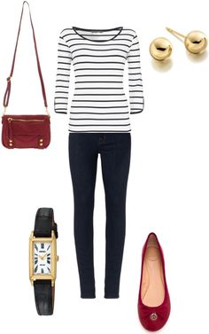 """Red Shoes"" by hope4flowers ❤ liked on Polyvore"