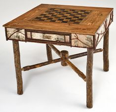 Rustic and Timber Frame Pool Tables, Rustic Game Tables, Barnwood Pool Table Ligths