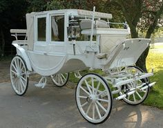 Inkwell Inspirations: Royal Coach & Carriage