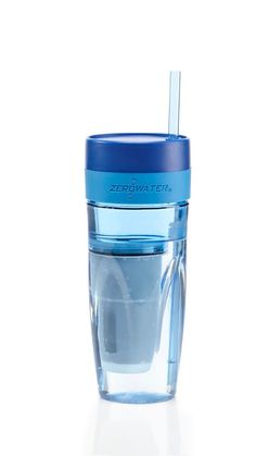 I love this water bottle with filter for on-the-go. #sponsor