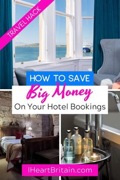 Hotel rooms dont have to be ridiculously expensive or totally awful With a little strategy you can typically score as much as 20 off the usual discount hotel room sites T. European Travel Tips, British Travel, Travel Advice, Travel Guide, Travel Ideas, Cheapest Airline Tickets, Budget Travel, Adventure Travel, Britain