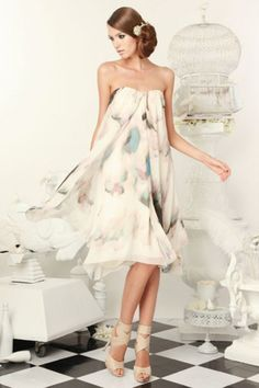 Perfect dress to wear to a summer wedding