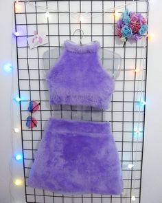 2000s Fashion, Teen Fashion Outfits, Swag Outfits, Mode Outfits, Purple Outfits, Girly Outfits, Cute Casual Outfits, Gros Pull Mohair, Kawaii Fashion