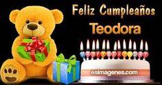 Feliz cumpleaños Jessica Happt Birthday, Happy Birthday Wishes, Love Phrases, Mickey Mouse, Dinosaur Stuffed Animal, Teddy Bear, Make It Yourself, Christmas Ornaments, Toys
