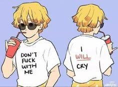 Anime Ai, Anime Demon, Manga Anime, Slayer Meme, Funny Memes, Hilarious, Funniest Memes, Meme Meme, Naruto E Sasuke