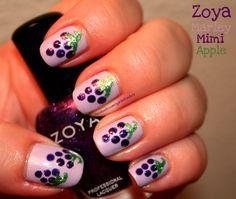 Zoya Nail Polish in Marley, Mimi & Apple - Find it at www.zoya.com