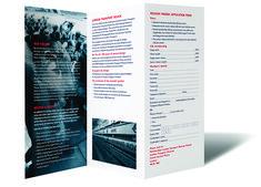 20 best museum brochures images on pinterest brochures brochure