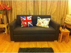 Divano solsta ~ Ikea hack solsta sofa bed home decor solsta sofa